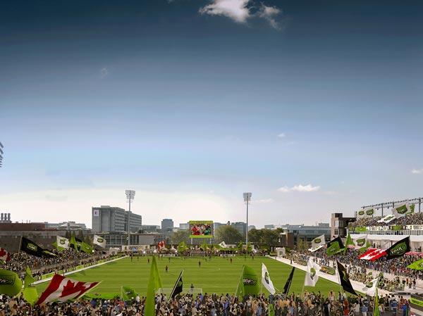 Lions Stadium